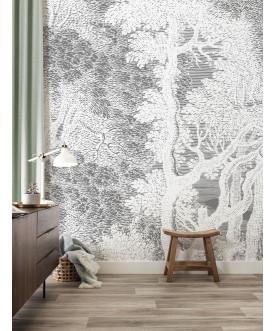 Tapeta Mural Engraved...