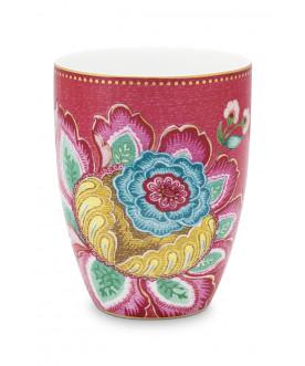 Kubek Jambo Flower Pink,...