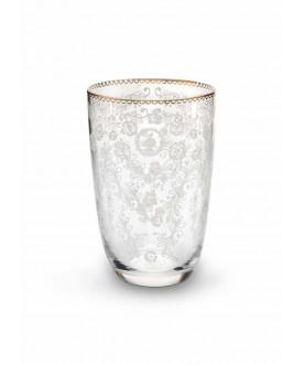 Wysoka szklanka Floral 400...