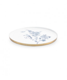 Patera Metal White Royal 34...