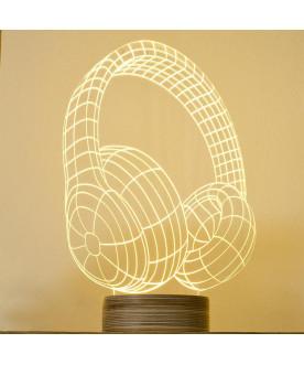 Lampa Bulbing Head Phones...