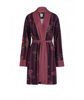 Nisha Kimono Woodsy Tiles...