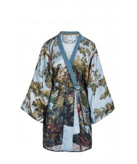 Noon Kimono Winter Blooms