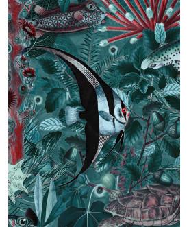 Tapeta Underwater Jungle 5,...