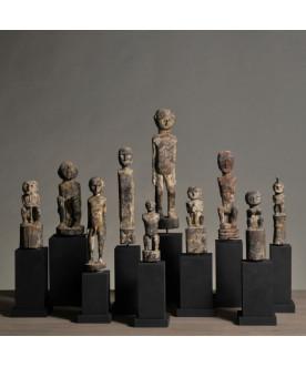 Statueteki z Timoru i Leti...
