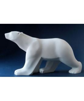 Ours Blanc XL, François Pompon