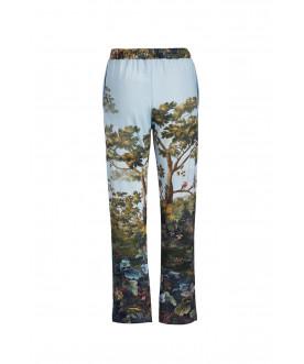 Długie spodnie Winter Blooms