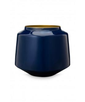 Wazon Metal Blue 22 cm, PIP...