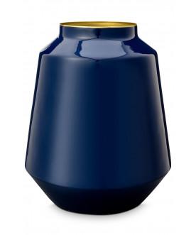 Wazon Metal Blue 29 cm, PIP...