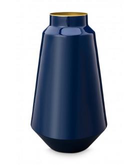 Wazon Metal Blue 36 cm, PIP...