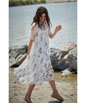 Sukienka Dysha Cocoloco White