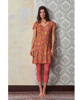 Koszula długa Pippadour Pink