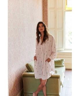 Nightdress Chérie Pink