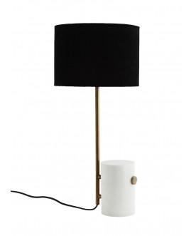Lampa stołowa Marble Velvet