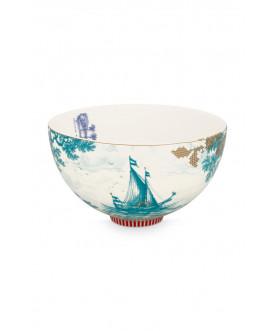 Miska Heritage Boat Aqua,...
