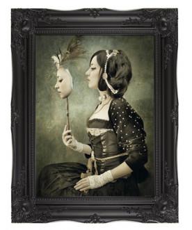 Obraz na płótnie Mirror