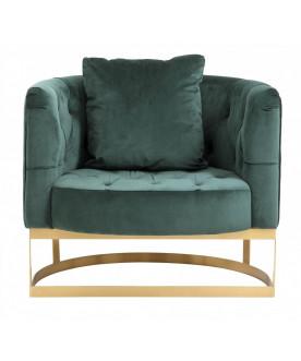 Fotel Nord green