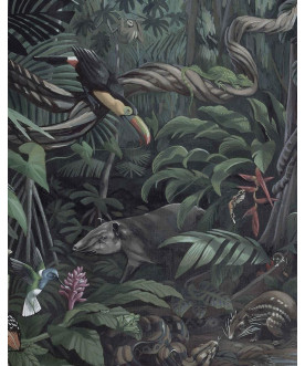 Tapeta Panel Tropical...