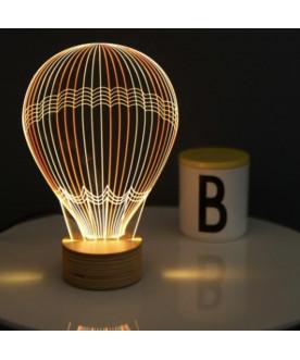 Lampa Hotair Baloon Cheha...