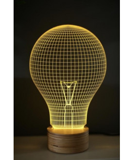 Lampa Bulbing  Yellow Bulb...
