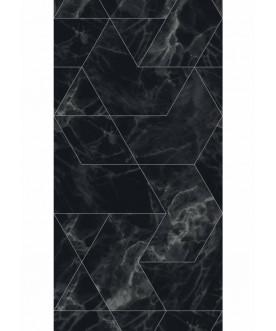 Tapeta Marble Mosaic, Black...