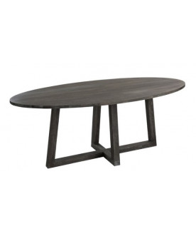 Stół obiadowy Moka Oval