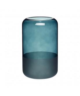 Szklany wazon Ocean blue 1