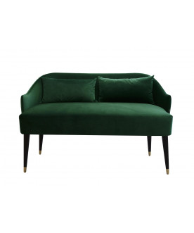 Sofa Emi Velvet zielona