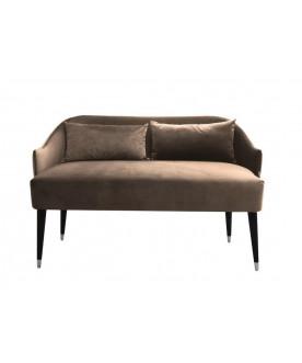 Sofa Emi Velvet beż