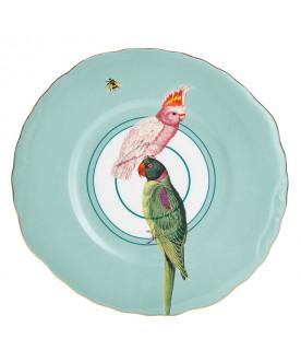 Talerz Parrots, Yvonne Ellen