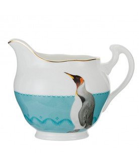 Mlecznik Penguin, Yvonne Ellen