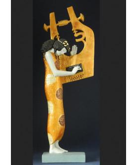 Figurka POETRY Gustav Klimt