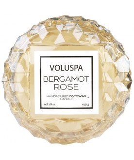 Świeca Bergamot Rose...