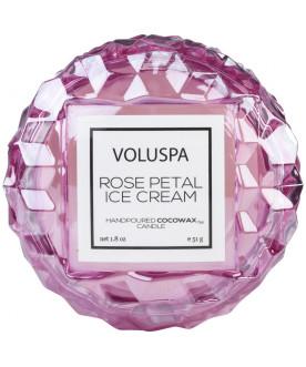 Świeca Rose Petal Ice Cream...