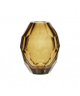 Kryształowy wazon Yellow